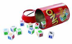 Mattel Uno Dice - Card Game (W5807)  Manufacturer: Mattel Barcode: 746775060886 Enarxis Code: 015812 #toys #Mattel #boardgames #Uno #dice