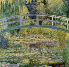 Claude Monet The Waterlily Pond With The Japanese Bridge print for sale. Shop for Claude Monet The Waterlily Pond With The Japanese Bridge painting and frame at discount price, ships in 24 hours. Cheap price prints end soon. Monet Paintings, Impressionist Paintings, Landscape Paintings, Impressionist Landscape, Abstract Paintings, Contemporary Paintings, Claude Monet, National Gallery, Lily Pond