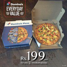 India pdf card dominos menu