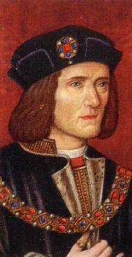 King Richard III - (1452-1485) was king of England for two years, from 1483 to his death at Bosworth Field in 1485.  He was the last king of the Plantagenet dynasty.