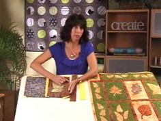 Now it is so easy to quilt --every step of the way - with your embroidery machine. Quilt Blocks incorporate bold, embroidered appliqué shapes with g. Free Motion Quilting, Quilting Tips, Quilting Tutorials, Machine Quilting, Quilting Projects, Quilting Designs, Sewing Tutorials, Quilt Art, Applique Tutorial