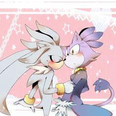 Tags: Anime, Sonic the Hedgehog, Sega, Silver the Hedgehog, Blaze the Cat