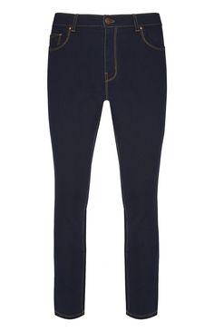 Primark - Jean super skinny fuselé bleu foncé