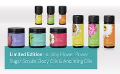 Lotus Wei — Transformative elixirs, mists, serums + natural perfumes | change your mood with flower essences! (HolisticHabits loves)