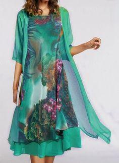 Kelly Beautiful Green Holiday Dress Set Hot Chocolate NEW #C-16