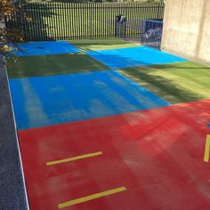 We specialise in the installation of multi use activity surfacing in a variety of different designs for schooos and nurseries throughout the UK.