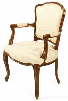 Louis XV Style Fauteuil...  For my home, please!