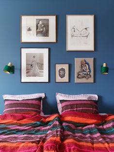 Casinha colorida: Chez Matilde