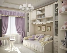 Interior Design is the art and science of understanding people's behavior to create functional spaces within a building. Small Room Bedroom, Dream Bedroom, My Room, Girl Room, Girls Bedroom, Bedroom Decor, Girls Room Design, Girl Bedroom Designs, Princess Room Decor