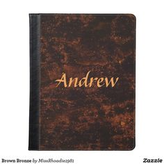 Brown Bronze ipad caseThis ipad case is high quality and stands the test of time.  This case is a brownish bronze design.  Protect your electronics from daily bumps and scratches.#ipadcase #ipad #Zazzle