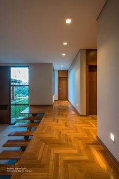 Projetos – Iluminar Hardwood Floors, Flooring, Stairs, Nara, Home Decor, Lighting System, Log Projects, Cunha, Wood Floor Tiles