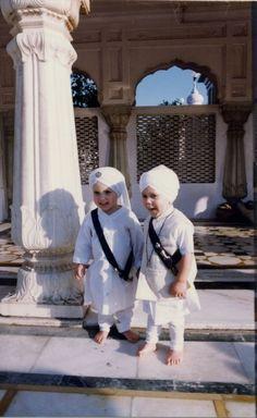 Sikhs children
