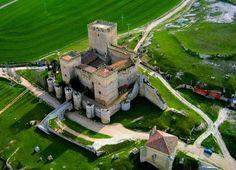 Ampudia Castle, Castillo de Ampudia, Palencia #CastillayLeon #Spain