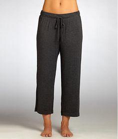 DKNY Seven Easy Pieces Modal Capri Pajama Pants Plus Size Sleepwear Y987595 at BareNecessities.com