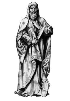 st. Abraham