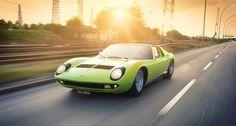 Timeless Classics: Lamborghini Miura P400   Classic Driver Magazine