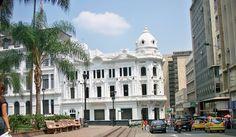 Edificio Otero en la CIuadad de Santiago de Cali