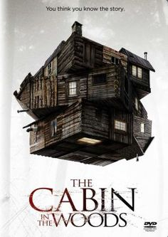 DVD: The Cabin In The Woods- Kristen Connolly, Chris Hemsworth, Jesse Williams  #gifts #holidays #christmas #DVD