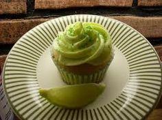 Key Lime Cream Cheese Cupcake