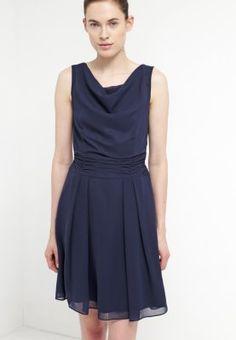 7d53c837bb Sukienka koktajlowa - schwarzblau - Zalando.pl