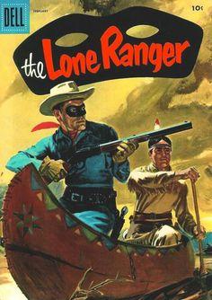 Lone Ranger Dell 092