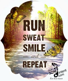 Run. Sweat. Smile and repeat :) … #RunnerMotivation , #Junior10K, #Running, Follow us on FB - https://www.facebook.com/JUNIOR10K