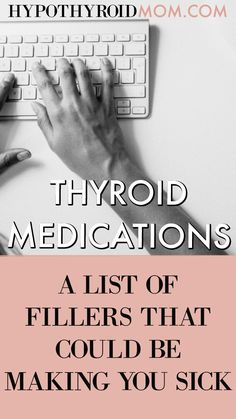 Could your thyroid medicine be making you sick? Thyroid Nodules, Thyroid Hormone, Thyroid Disease, Adrenal Fatigue, Chronic Fatigue, Foods For Thyroid Health, Thyroid Medication, Feeling Sick