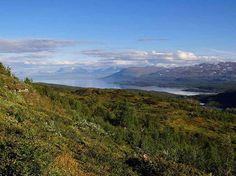 Torneträsk - Sveriges näst djupaste sjö