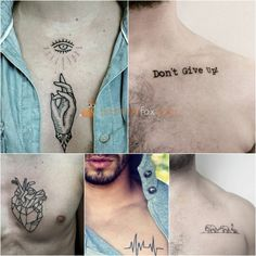 Small Tattoos for Men - Best Mens Small Tattoos Ideas with photos. - - Small Tattoos are in demand among men. When choosing small men tattoos, you have to keep in mind that even a little design requires a careful approach as it. Tattoos For Women Small Meaningful, Small Tattoos With Meaning, Small Tattoos For Guys, Cool Small Tattoos, Trendy Tattoos, New Tattoos, Small Tattoo Placement, Small Quote Tattoos, Discret Tattoo
