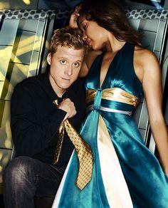 Firefly: Wash and Zoe (Alan Tudyk and  Gina Torres)