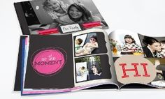 """Groupon - One 8""""x8"""", 8""""x11"""", or 12""""x12"""" Custom Hardcover Photo Book from York Photo (Up to 71% Off)  in [missing {{location}} value]. Groupon deal price: $7.99"""
