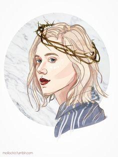 I love her so hard | My art