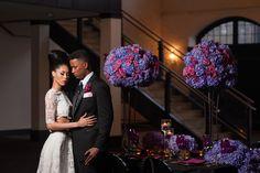 Houston Wedding Planned by Dure Events: Ezinne and Uche | Munaluchi Bride