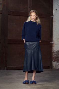 You Will Want EVERYTHING from Tibi's Pre-Fall Collection via @WhoWhatWear