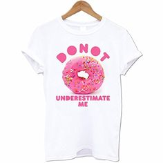 DO NOT Talk To Me Funny Retro Doughnut Fresh Slogan Hipster Mens Low Cut Vest