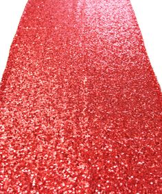 Take A Look At This Red Sequin Table Runner On Zulily Today!