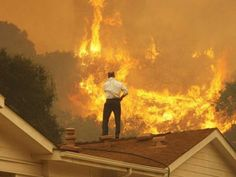 15 Proven Ways To Protect Your Off-Grid Home From Wildfires --Written by: Tara Dodrill  Extreme Survival July 8, 2014