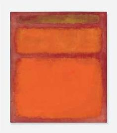 #7 ORANGE, RED, YELLOW, 1961 ORANGE, RED, YELLOW by Mark Rothko sold for $86,882,500 on May 8 2012 at Christie's New York.