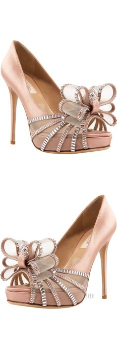 VALENTINO Bow Pumps...Yes! Yes! And Yes!