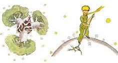 Coisas de criança!: O pequeno príncipe. Sobre carneiros e baobás.