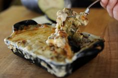 Donald Link's Eggplant Casserole by The New York Times