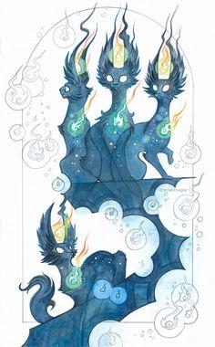 void walkers by drachenmagier on DeviantArt