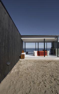 House W / 01Arq-Location: Huentelauquen, Chile