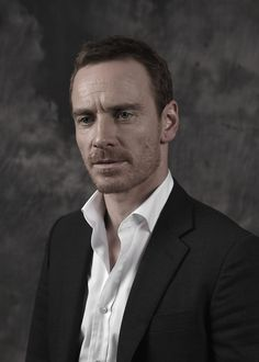 Michael Fassbender is photographed during the BFI London Film Festival at The Mayfair Hotel on October 18, 2015 in London, England.