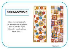 Ricki Mountain - Portrait d'artiste selon Maickaelle Art Lessons For Kids, Art For Kids, Kindergarten Colors, Art Mat, Art Worksheets, Ecole Art, Preschool Art, Art Plastique, Art Activities