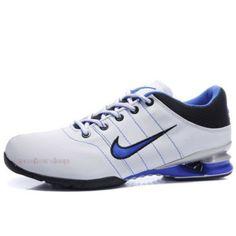 #Nike #sports Nike Shox Shoes, Nike Mens Shoes Buy Nike Shox R2 White Black 68