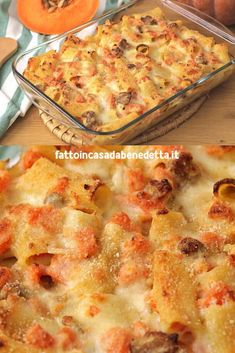 Macaroni And Cheese, Spaghetti, Food And Drink, Cooking, Ethnic Recipes, Dinner, Autumn, Lasagna, Pies