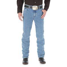Wrangler Men's Cool Vantage Slim Jeans (Size: