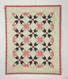 "Fort Worth Fabric Studio: ""One of Those Days' Mini Quilt tutorial"
