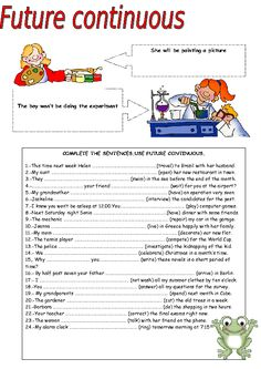 Simple Future Tense - The Fortune Teller ESL Worksheet | ESL 2 ...